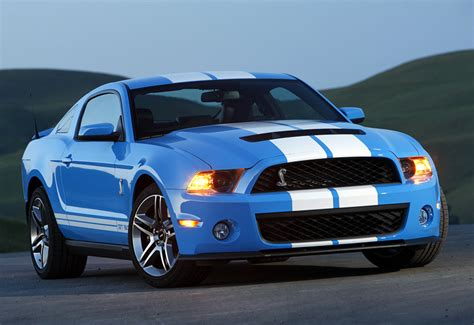 2010 Ford Mustang Shelby GT500 - price and specifications
