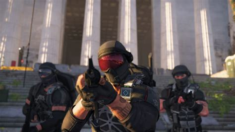 Factions / The Division 2 / The Division Zone