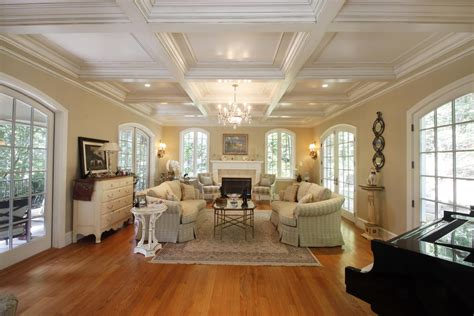 3 Ways to Light a Coffered Ceiling