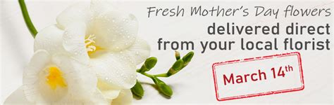 Mother's Day Flowers Poole - Penn Hill Flower Company Florist