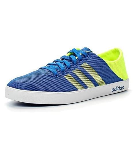 Adidas Neo Blue Multi Color Running Shoes - Buy Adidas Neo