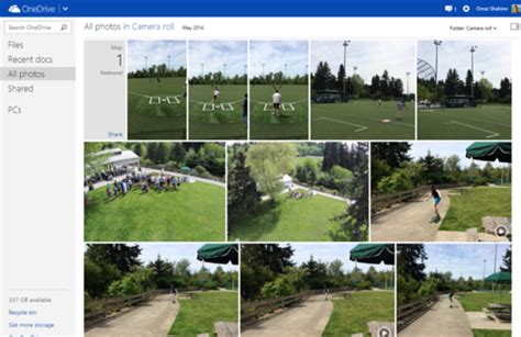 Microsoft announces update to OneDrive on web and Android