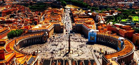 The Gospel Truth About Vatican City And The Roman Catholic