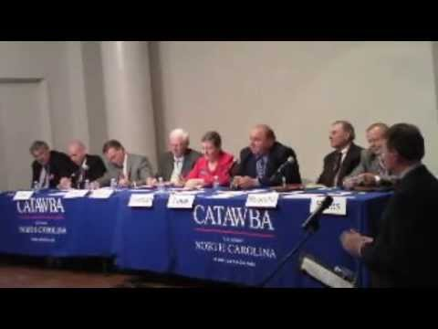 In re-election bid, Caskey says county better off than