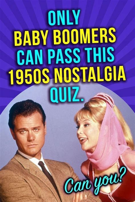 Only Baby Boomers Can Pass This 1950s Nostalgia Quiz