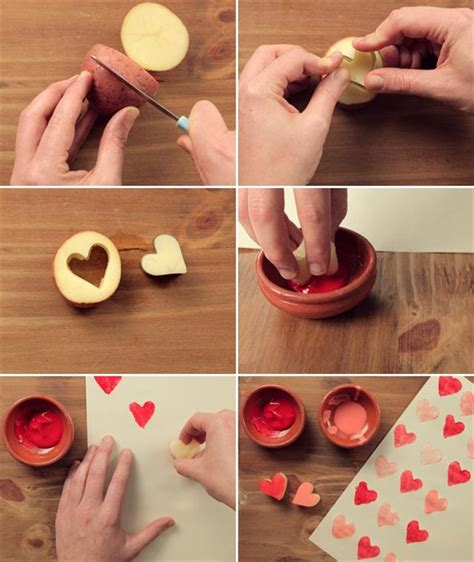 Homemade Valentine gifts - Cute wrapping ideas and small