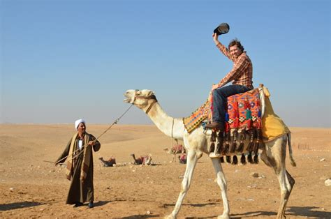 Nomad Nevadan: Who goes to Egypt and doesn't take a camel