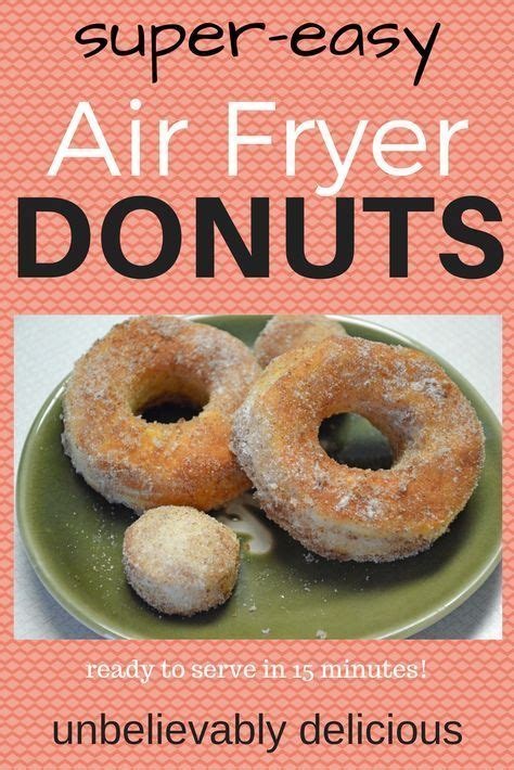 Jen's Air Fryer Donuts Recipe - Super-Easy and Delicious