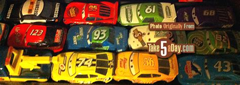 Take Five a Day » Blog Archive » Piston Cup