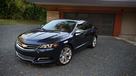Review: Is redesigned 2014 Chevy Impala America's