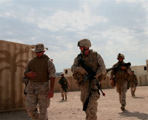 Opportunities abound for veteran officers in the Marine