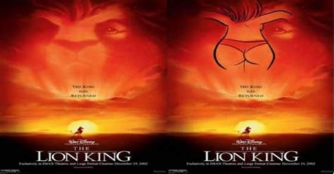 15 Subliminal Messages In Cartoons Films That Ruined Our