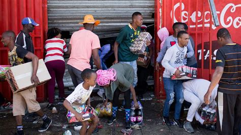 Outrage as SA xenophobia attacks get out of hand – PHOTOS