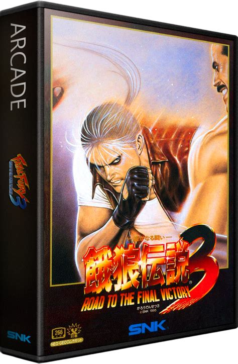 Fatal Fury 3: Road to the Final Victory Details