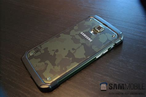 Galaxy S5 Active (SM-G870F) receives Android 5