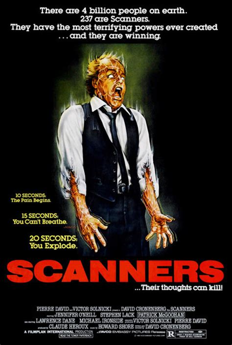 Scanners Movie Review & Film Summary (1981) | Roger Ebert