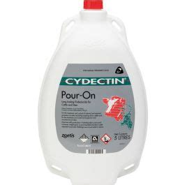 Zoetis Cydectin Pour-On | Cattle Pour-On Drench | PGG