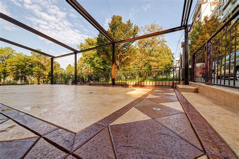 Make Your Concrete Patio Beautiful: Styles and Ideas