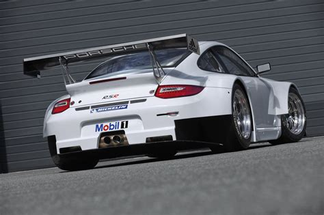 Porsche moving on from 911 GT3 RSR Type 997, new 991-based