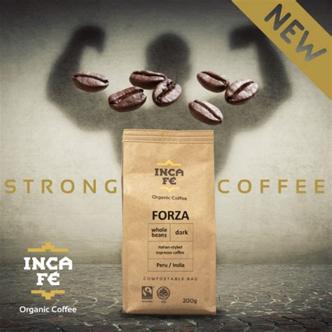 Forza - Italian-styled espresso coffee - For those that