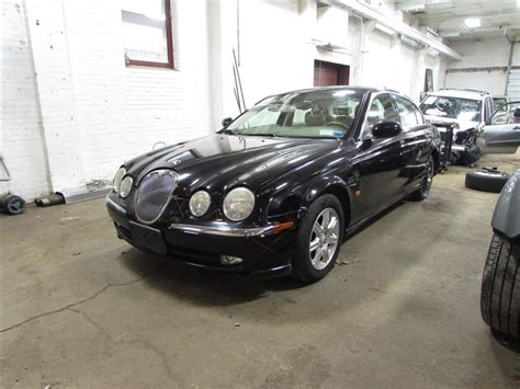 Parting out 2004 Jaguar S type - Stock # 170041 - Tom's