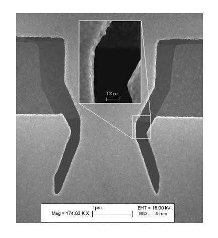 OSA   Efficient waveguide-integrated tunnel junction