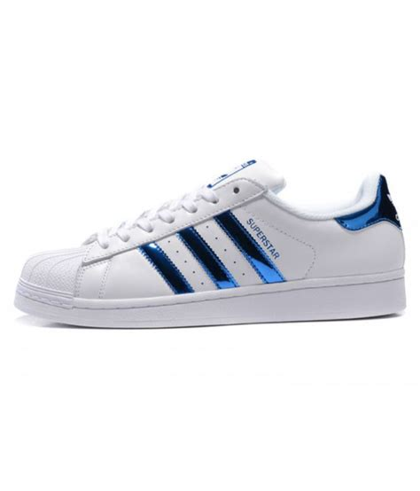 Adidas White Casual Shoes Price in India- Buy Adidas White