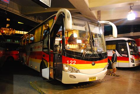 Victory Liner 122 | Bus Operator: Victory Liner, Inc