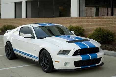 2010 Ford Mustang Shelby-GT500 Coupe Pictures, Mods