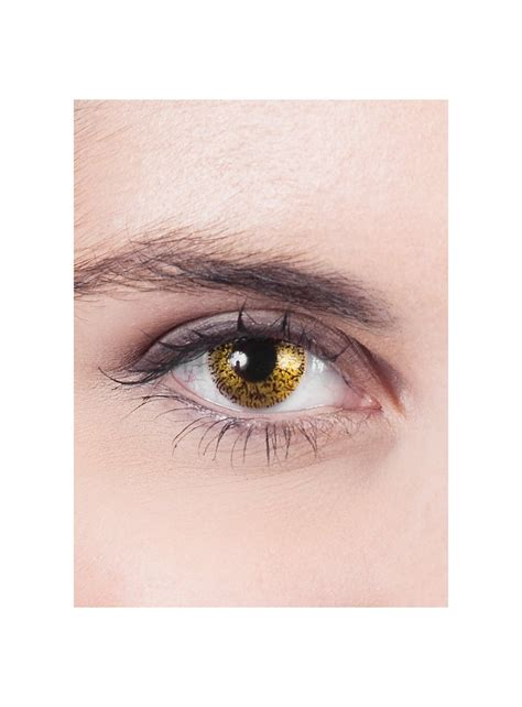 Gold Effect Contact Lenses - andracor