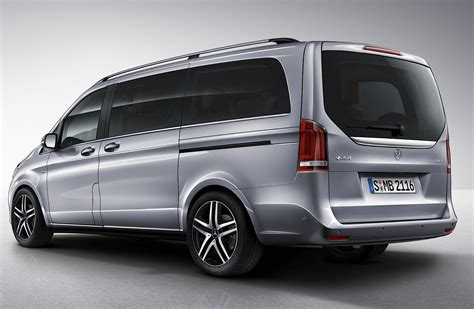 2015 Mercedes-Benz V-Class Edition 1 Gets Detailed [Photo
