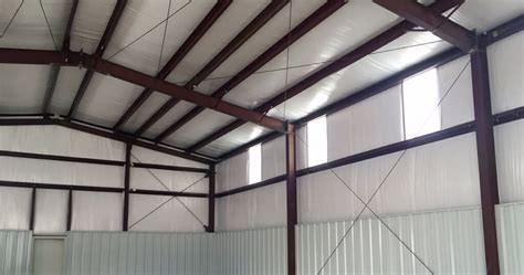 What to Know before Installing Metal Building Insulation