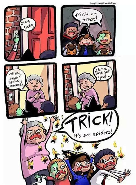 For those who don't like trick or treaters knocking on the