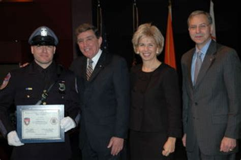 Forty Police Recruits Graduate from Westchester Police