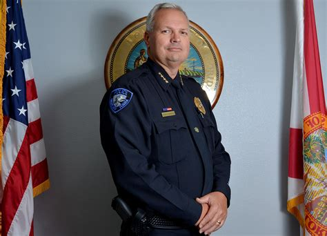 Former Lee County deputy named police chief in Groveland