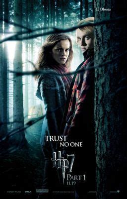 Hermione Granger and the fight for love (Dramione) - On