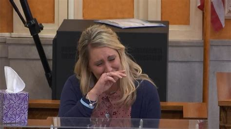 Foster mother testifies in case against parents of baby
