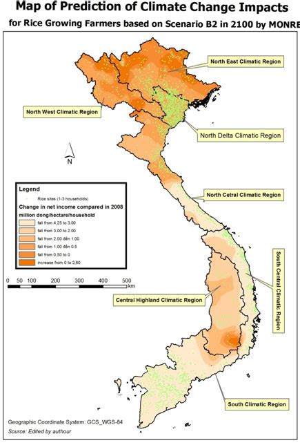 Weather in Vietnam - Climate, Local Conditions, and