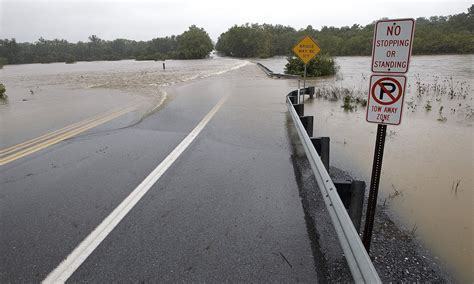 Road closure list due to flooding updated by Pennsylvania